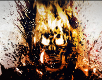 Ghost Rider 2 Boards