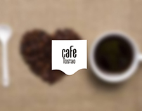 Packaging Cafe Tostao