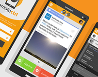 RemoteCTRL App