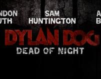 Dylan Dog Animations