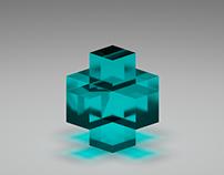 Light Cubes - project