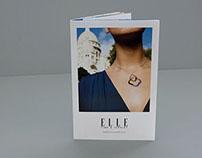 ELLE Time & Jewelry: SS2014 Lookbook (US)
