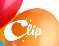 Clip Logo Design