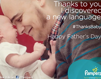 Father´s day Pampers
