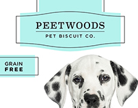 Peetwoods Pet Biscuit Co.
