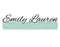 Emily Lauren Photography Branding