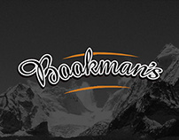 Bookman's B&B website