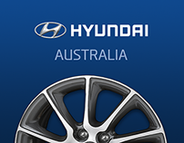 Hyundai Accessories App