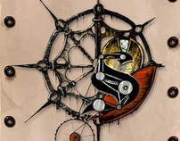Steampunk Dickens App