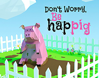 Be happig