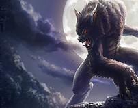 Mystical Creature - Werewolf