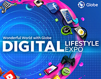 Wonderful World with Globe - Digital Lifestyle Expo