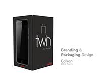 Celkon- Branding & Packaging design