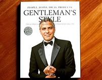 Gentleman's Style illustration