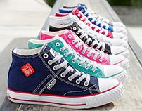 Kappa Look Book 2014 - Footwear