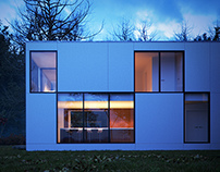 CGI--Graticule House