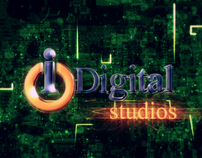 iDigital - Logo Animation | 2004
