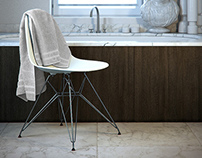 CGI--Eames Chairs