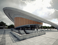 CGI--Kongresshalle Berlin