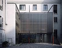 CGI--La Maison der Verre