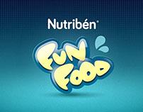 Nutriben Fun Food