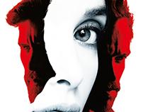 """Affiche """"Iris"""" par Thibault Grabherr et Mathieu César"""
