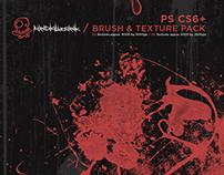 MKI Brush Set 2 ( 63 brushes / 28 texture brushes )