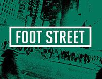 FOOTSTREET, Branding, 2011