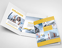 Modern Trifold Image Brochure