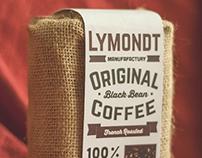 Lymondt Coffee Packaging
