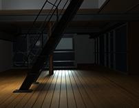 Ship Deck Exterior Lighting