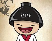 Mascote - Shirinho