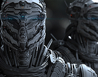 Sci-Fi Character Design In ZBrush - Trailer