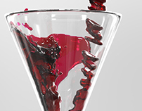 Berry glass