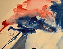 The Watercolour Perusal