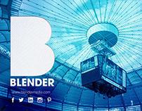 Blender Media | Presentation Design