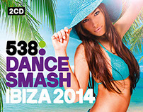 538 Dance Smash 2014 Ibiza edition.