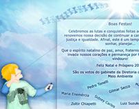 Cartão de Boas Festas AS - Itaipu Binacional