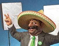 Un Mariachi - Elections 2014