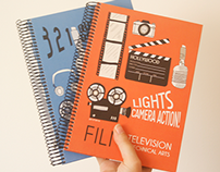 Film and Televison Arts Notebooks