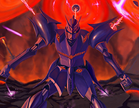Gundam Hades Mk. II