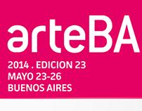 Project - arteBA 2014