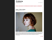 CASE STUDIES - Emblema Phototoagency Newsletter