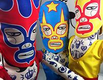 TOY - Los Luchadores