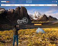 NorthtoAlaska.com redesign