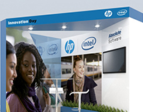 HP - INTEL INNOVATION DAY 2015 - Stand