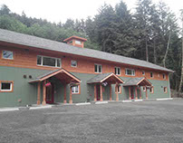 Survivors at the Aware Women's Shelter in Juneau
