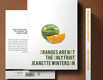 Oranges are not the only fruit - Book Cover