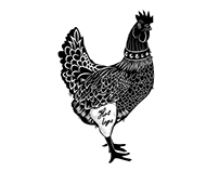 The Punk Chicken