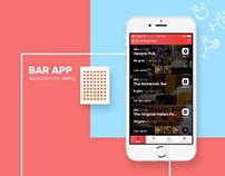 Bar App